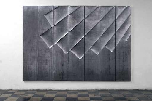 fino al 24.XI.2007 | Domenico Bianchi / Nunzio | Bologna, Otto Gallery