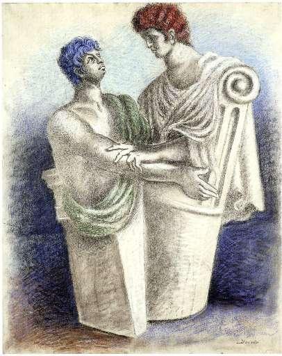 fino al 24.II.2008 | Giorgio de Chirico / Alberto Savinio | Lissone (mi), Museo d'Arte Contemporanea