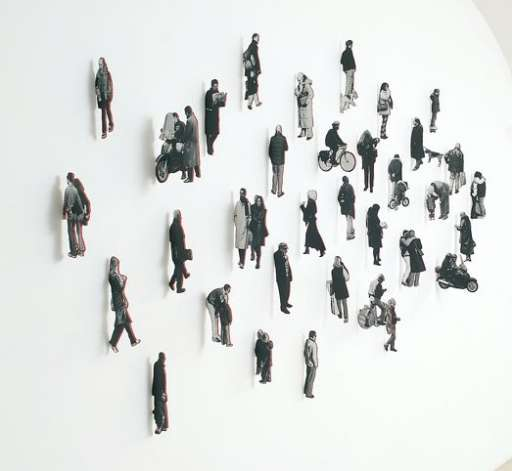 fino al 9.III.2008 | Simona Uberto / Nathalie Du Pasquier | Roma, Romberg