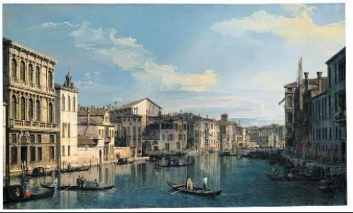 fino al 15.VI.2008 | Canaletto e Bellotto | Torino, Palazzo Bricherasio