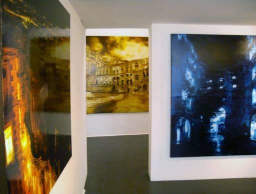 fino al 26.XII.2008 | Tommaso Ottieri | Napoli, Overfoto