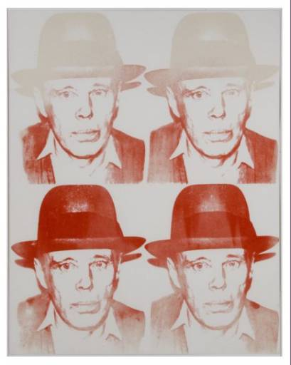 fino al 19.XII.2008   Andy Warhol   Milano, Matteo Lampertico