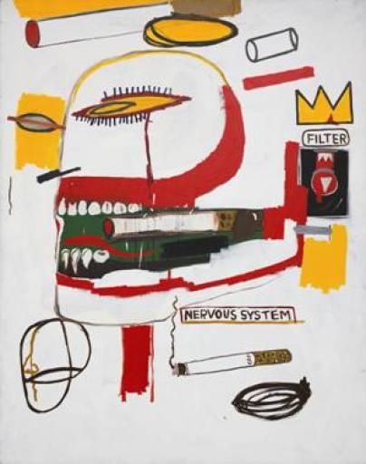 fino all'1.II.2009 | Jean-Michel Basquiat | Roma, Fondazione Memmo