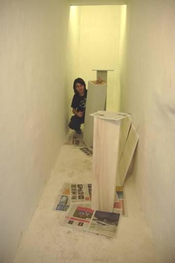 fino al 15.I.2009 | Liliana Moro | Roma, Edicola Notte