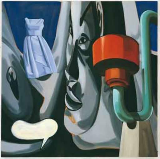 fino al 10.XII.2008 | David Salle | Trento, Studio d'Arte Raffaelli