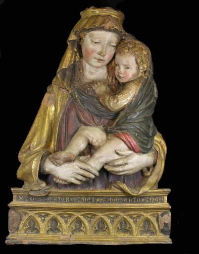 restauri | La Madonna di Fiesole del Brunelleschi