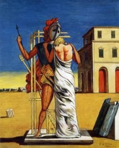 fino al 25.I.2009 | De Chirico e il museo | Roma, Gnam