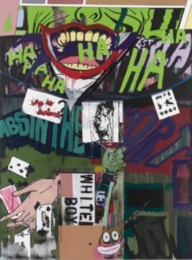 fino al 7.III.2009   Michael Bevilacqua   Milano, The Flat
