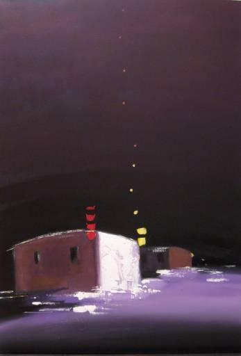 fino al 31.III.2009 | Domenico David / Giordano Montorsi  | Torino, Fusion Art Gallery