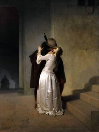 fino al 2.VI.2009 | Il bacio | Pavia, Scuderie del Castello Visconteo