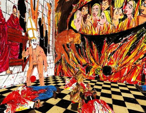 fino al 21.VI.2009 | Federico Solmi | Napoli, NotGallery