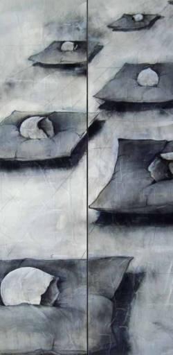 fino al 18.X.2009   Eric Gallmetzer   Falconara Marittima (an), Galleria Artemisia