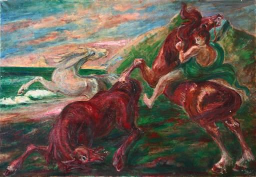 fino all'1.XI.2009 | Giorgio de Chirico / Aligi Sassu | Sarroch (ca), Villa Siotto