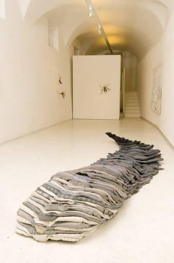 fino al 30.X.2009   Kaarina Kaikkonen   Roma, Pastificio Cerere / Z2O Galleria