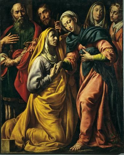 fino all'8.XII.2009 | La Visitazione | Cagliari, Museo del Duomo