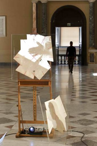 fino al 18.I.2010 | Giulio Paolini | Napoli, Mann