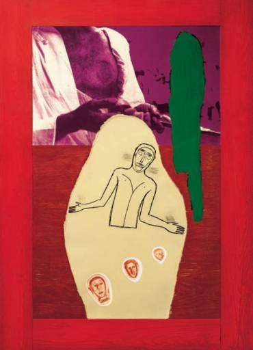 fino al 2.V.2010   Mimmo Paladino   Aosta, Centro Saint-Bénin