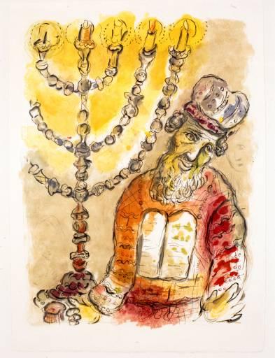 fino al 27.VI.2010 | Marc Chagall | Cagliari, Il Ghetto