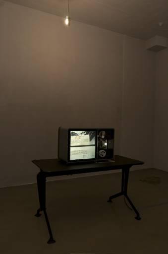 fino al 30.VI.2010 | Elisabetta Benassi | Roma, Magazzino d'Arte Moderna