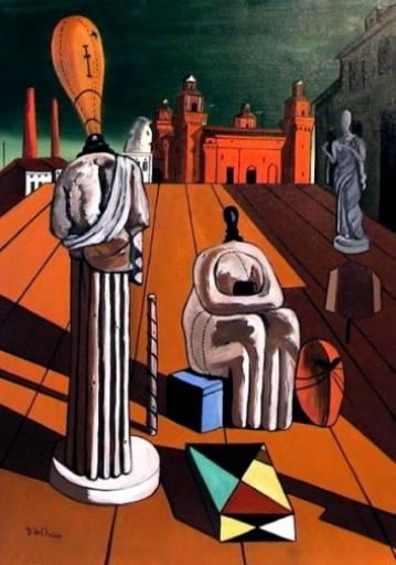 fino all'11.VII.2010 | Giorgio de Chirico | Roma, Palazzo delle Esposizioni