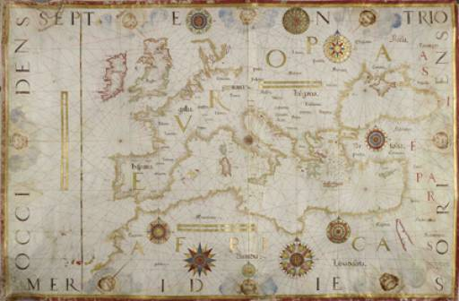 fino al 19.IX.2010 | Magnificent Maps | London, The British Library