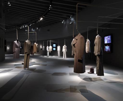 fashion_mostre   Ermenegildo Zegna   Milano, Triennale