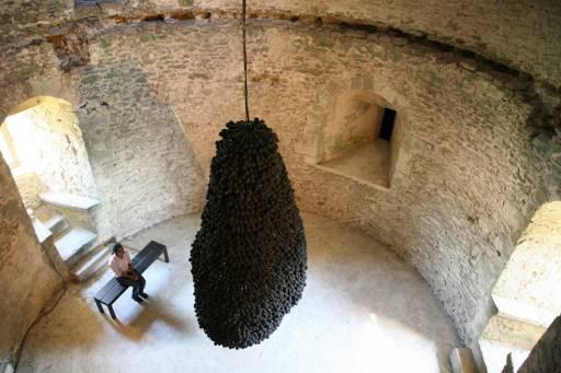 fino al 24.X.2010 | Shilpa Gupta | Blandy-les-Tours, Château
