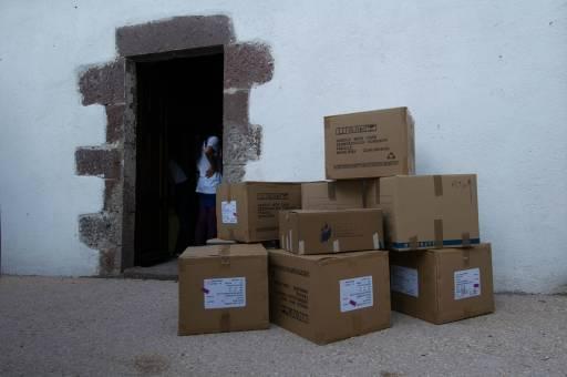 fino al 3.X.2010 | aliment(e)azione | Villanova Monteleone (ss), Sa Domo Manna