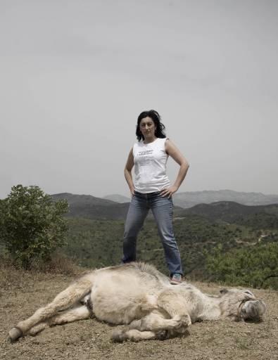 fino al 31.X.2010 | Pilar Albarracín | Albi, Le Lait