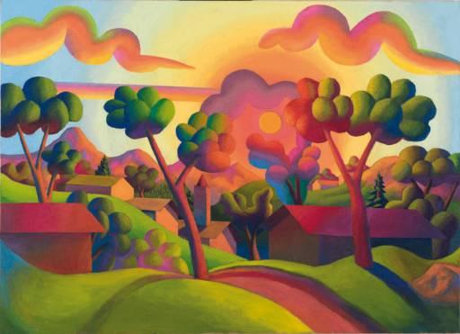 fino al 4.XII.2010   Salvo   Trento, Studio Raffaelli