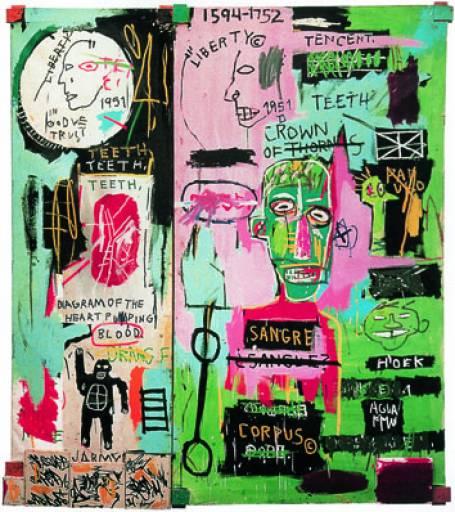 fino al 30.I.2011  | Jean-Michel Basquiat | Paris, Musée d'Art Moderne