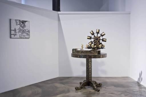 fino al 23.XII.2010 | Federico Solmi | Milano, Jerome Zodo
