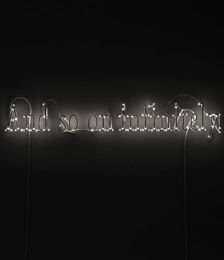 fino al 31.I.2011 | Joseph Kosuth | Milano, Lia Rumma