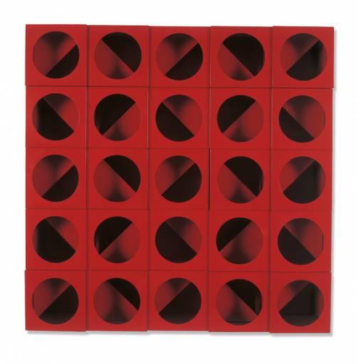 fino al 19.III.2011 | Paolo Scheggi | Parma, Niccoli Arte Moderna