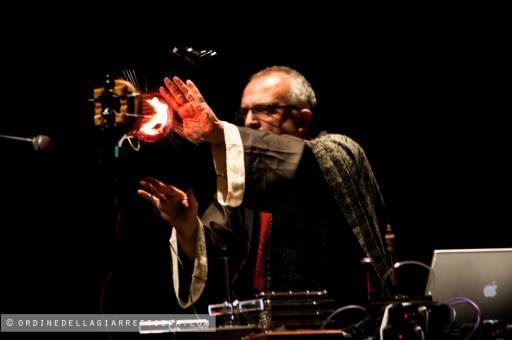 decibel_live | Ex Throbbing Gristle