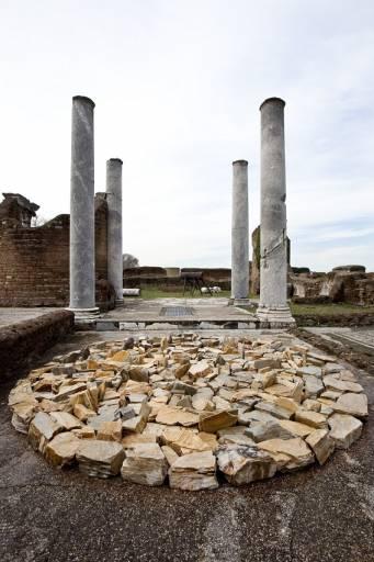 fino al 3.IV.2011 | Arteinmemoria 6 | Roma, Sinagoga di Ostia Antica