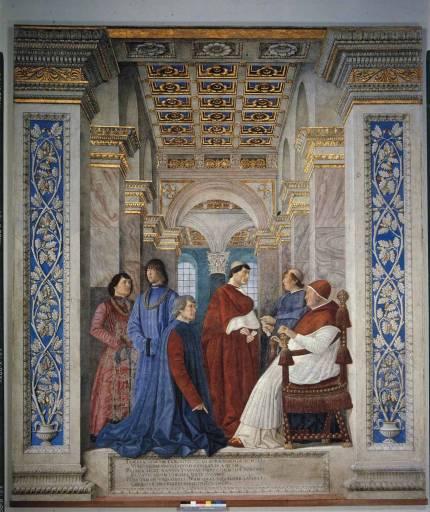 fino al 12.VI.2011 | Melozzo da Forlì – L'umana bellezza tra Piero della Francesca e Raffello | Musei San Domenico Forlì