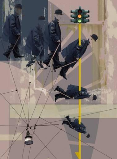 fino al 15.IV.2011 | Franco Donaggio – Urbis | Spazio Rem, Milano
