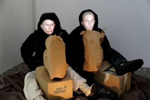 Dai manichini di De Chirico alle sculture cinematografiche di Glazer/Kunz