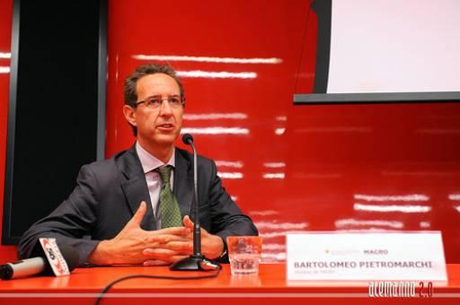 Il Macro dà il suo benvenuto a Bartolomeo Pietromarchi