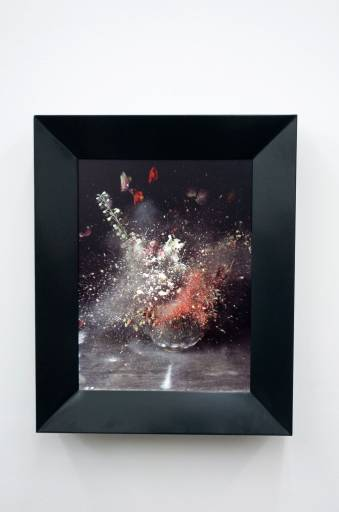 fino al 4.IV.2012   Ori Gersht /Alexander Tovborg   Milano, Brand New Gallery