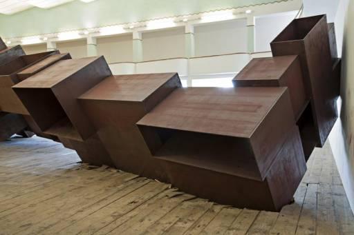 Il gigante meccanico di Antony Gormley    