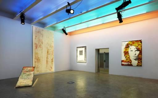 fino al 12.V.2012 | Nate Lowman | Milano, Galleria Massimo De Carlo
