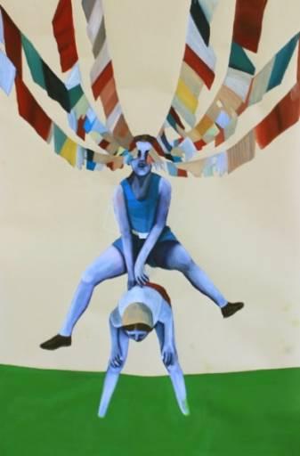 fino al 15.IX.2012   Silvia Idili    Milano, Studio d'Arte Cannaviello
