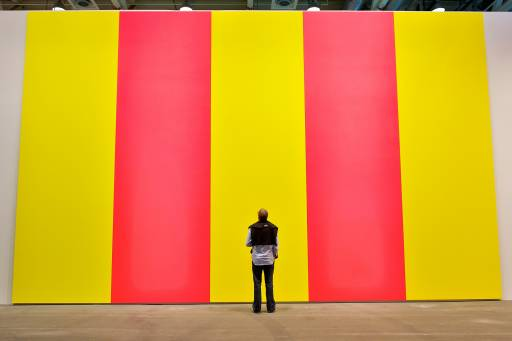 Il mondo alla rovescia di Art Basel