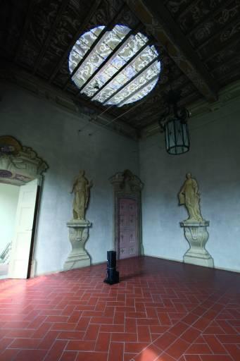 fino al 4.VII.2012   Immagine della luce   Milano, Villa Clerici