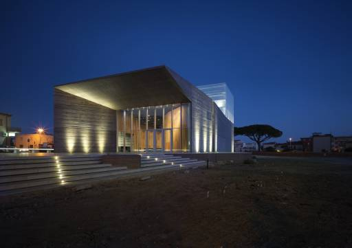 ARCHITETTURA | Ecco il teatro che storicizza la storia