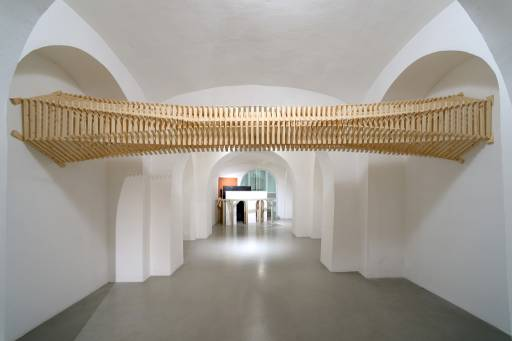 Fino a gennaio 2013   Emily Speed, Esther Stocker, Aeneas Wilder   'Subjective Involvement in Physical Spatial Entities'    OREDARIA Arti Contemporanee, Roma