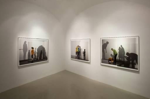 Fino al 12.I.2013 | Eulalia Valldosera, We Are One Body | Napoli, Studio Trisorio