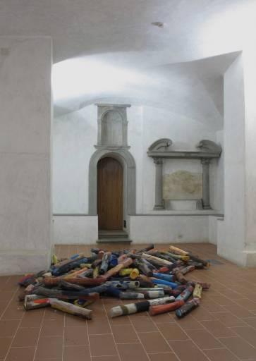 Fino al 6.IV.2013 | Andrea Kvas, Campo | Firenze, Museo Marino Marini
